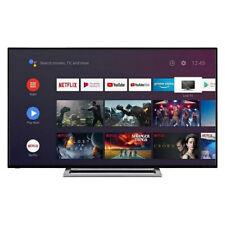 "Smart TV Toshiba 50UA3A63DG 50"" 4K Ultra HD DLED WiFi Nero"