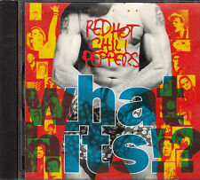 """CD ALBUM RED HOT CHILI PEPPERS """"WHAT HITS ! ?"""""""