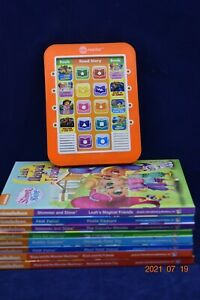Nickelodeon Electronic Me Reader With 8 Book Library 18+ Mths Reads Books Aloud