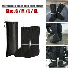 S/M/L/XL Cycling Rain Boot Shoes Footwear Cover Waterproof Overshoes Rain Boots