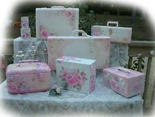 Paint Chic Shabby Roses Vintage Suitcases 3 Lesson CD by Kate Bangs