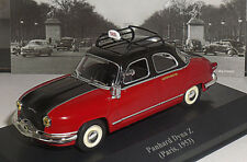 Ixo 1/43 Panhard Dyna Z (Paris 1953) Taxi
