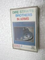 DIRE STRAITS  BROTHERS IN ARMS  thomsun  RARE CASSETTE TAPE