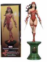 Marvel Premier Collection Elektra Resin Statue - Limited Collector's Item