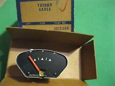 NOS 1958 Pontiac temperature gauge , genuine AC