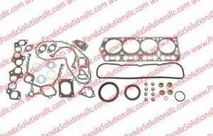 TOYOTA FORKLIFT TRUCK 5FGCU25 ENGINE O/H GASKET SET