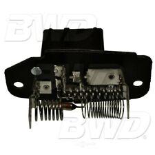 HVAC Blower Motor Resistor Front BWD RU1138
