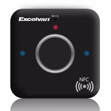 Audio Sans Fil NFC Bluetooth Récepteur Emetteur Double Sortie 3.5mm Avec Micro