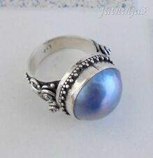 Pearl Sterling Silver Handcrafted Rings