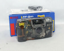 Ricoh FF-9SD Limited 35mm AF Auto Focus Film Camera OPEN BOX CLEAR LN