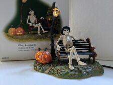 Department 56 Snow Village Halloween Resting My Bones 7663997