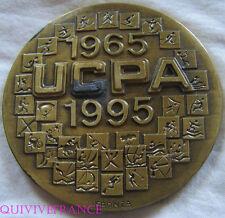 MED5129 - MEDAILLE SPORTS UCPA 1965-1995 par FRONZA