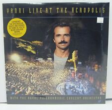 Yanni Live at the Acropolis Laser Disc /Orig. Factory Sealed / NEW