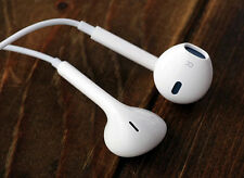100% Genuine Apple iPhone 5 6 6+ Headphone Earpods Earphones Handsfree With Mic