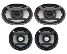 "Pioneer TS-165P 200W 6.5""+ TS-695P 230W 6x9"" Car Speakers"