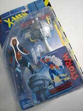 "Action Figure X-Men Marvel Robot Fighters Storm 1997 New Sealed X Men Toy Biz 5"""