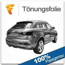 3D Tönungsfolie VORGEWÖLBT Audi Q3 Bj ab 2011