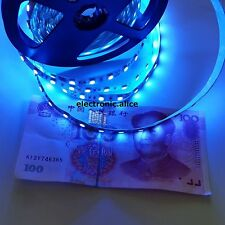 5M 5050 SMD 300 Leds Ultraviolet UV 395-405nm Non-Waterproof Flexible LED Strip