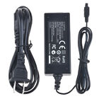 AC Battery Power Charger Adapter Cord for Sony Camcorder DCR-DVD308 DCR-DVD808 E