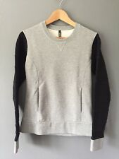 Neil Barrett Contrast Sleeve Sweater - Size XXS