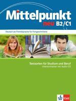 Mittelpunkt neu B2/C1, Intensivtrainer von Ilse Sander (2015, Taschenbuch)
