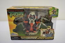 TMNT Teenage Mutant Ninja Turtles Paleo Patrol Michelangelo's Attack Crawler