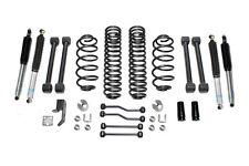 "Jeep Wrangler TJ 4"" Lift Kit w/Bilstein Shocks 03-06"