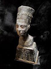New listing Vintage Nefertiti Iron Bust