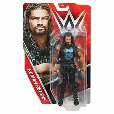 WWE ROMAN REIGNS EMPIRE BASIQUE 70 RAW FIGURINE CATCH MATTEL ACTION TOUT NEUF