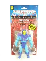 2020 MOTU Masters of the Universe Origins Walmart Exclusive Skeletor Figure NEW