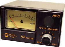 Pouvoir Réducteur & Compteur CB radio amateur HF ZETAGI HP6