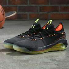 New Hot !Men's Under Armour Curry 6 Training Basketball Shoes Size US7-US12