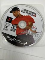 Tiger Woods PGA Tour 06 PS2 Disc Only Tested Sony PlayStation 2 Ps2 Game Good