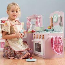 """Le Toy Van Honeybake POLLO /""""SUNDAY Roast Set/' VASSOIO E COLTELLO Giocattolo Nuovo con confezione"""