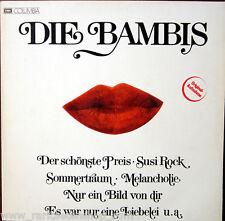 LP / DIE BAMBIS / AUSTRIA / RARITÄT /