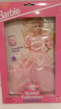 BARBIE BRIDAL FASHIONS COLLECTIONS MATTEL 68065-94 ARCOTOYS 1995 MIB NRFB