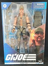 HASBRO * GUNG HO * G.I. JOE CLASSIFIED SERIES ACTION FIGURE NIB