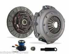 HD CLUTCH WITH SLAVE KIT SET FOR 95-97 FORD BRONCO F150 F250 F350 V8-5.8L