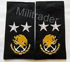 Mexico Mexican Navy Vice Admiral Epaulets