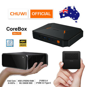 CHUWI CoreBox Pro/X Mini PC Windows 10 OS Intel Core i3/i5/i7 Desktop Computer