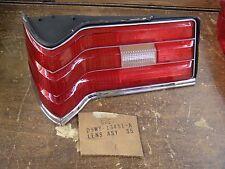 NOS OEM Ford 1979 Mercury Cougar Tail Light Lamp Lens LH