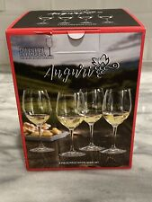 New RIEDEL Anguri White Wine Glasses Set of 4 #0460/01 NIB