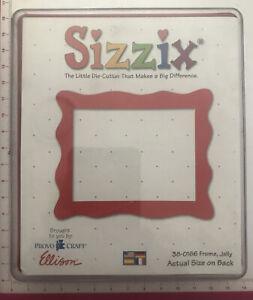Sizzix Bigz Die 'Frame, Jelly' 38-0166