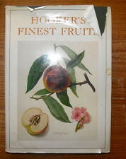 A SELECTION OF PAINTINGS OF FRUITS by WILLIAM HOOKER - 96 FULL PAGE COLOR PLATES