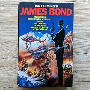 Ian Fleming's James Bond Omnibus Hardback, 6 Novels 1994 Book