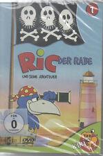 Ric Der Rabe und seine Abenteuer Folge 1 DVD NEU Kinderfilm KiKi