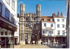 Kent: Christchurch Gate, Canterbury - Posted 2001