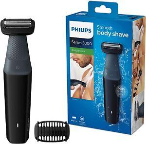 Philips Körperrasierer Bodygroom Series 3000 inkl. Trimmaufsatz wasserdicht