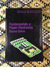 Fundamentals of Power Electronics by Dragan Maksimovic and Robert W. Erickson...