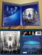 Blu ray Alex Proyas DARK CITY Theatrical + Director's Cut Rufus Sewell OOP Reg A